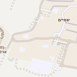 מצטיין מפה של רחוב ארסוף קדם בארסוף - מפות בזק b144 XM-04